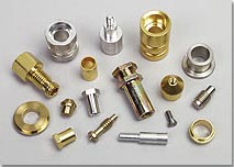 Brass Machined Components