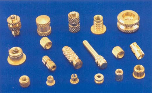 Brass PPR Fittings-PPR Molding Inserts