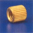 Straight Knurled Brass Inserts